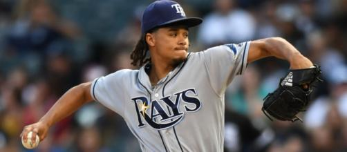 VIDEO: Rays pitcher Chris Archer wishes Bucs good luck | Bucs Wire - usatoday.com
