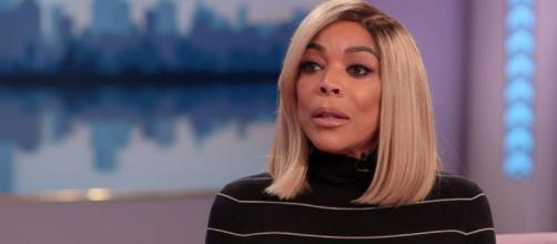 Wendy Williams from a screenshot