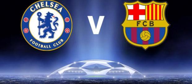 Barcelona y Chelsea se dieron la mano en la ida de los octavos de final de la Champions League,
