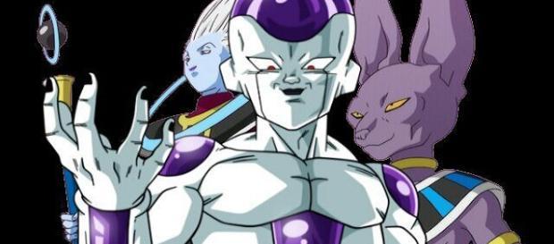 Dragon Ball Super Freezer destruye el planeta Vegeta, la historia de los saiyajin y la participacion de Bills