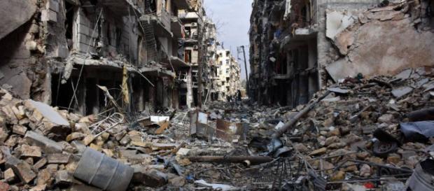 Guerra en Siria: Rima satánica | Opinión | EL PAÍS - elpais.com