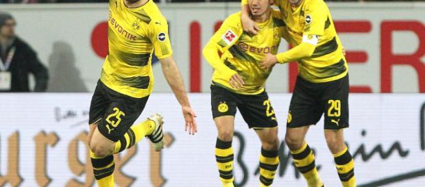 Nápoles-Leipzig y Dortmund-Atalanta, duelos que acaparan en la ... - com.py