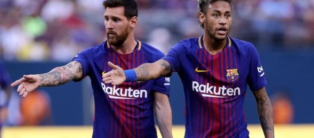 Neymar no quiso seguir en el Barcelona para salir de la sombra de Messi