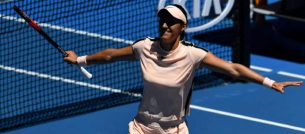 Open d'Australie: pour Caroline Garcia, la manière viendra plus tard - lanouvellerepublique.fr