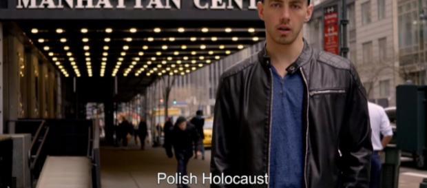 Polski Holokaust? Wygląda na to, że walka o prawdę historyczną dopiero przed nami (źródło: YouTube).