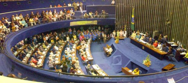 Senado votou de maneira favorável à intervenção