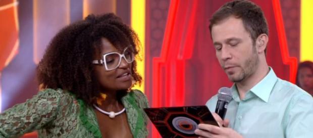 Tiago humilha Nayara ao vivo no ''BBB'': saiu com quase 100% dos votos