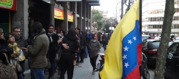 Três partidos de oposição e outros três candidatos anunciam participação nas eleições da Venezuela. Foto: Andrea Daza Tapia https://goo.gl/yCz8nV