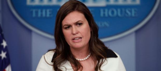 Who is Deputy Press Secretary Sarah Huckabee Sanders — and Where ... - (Image Credit: People/Youtube)