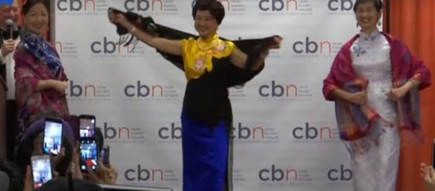 Women over 60 have more fashion choces today. (Image via UW Youtube screenshot)
