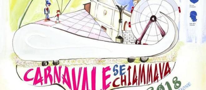 Il Carnevale Savianese al TGR Campania. Ecco le immagini della festa