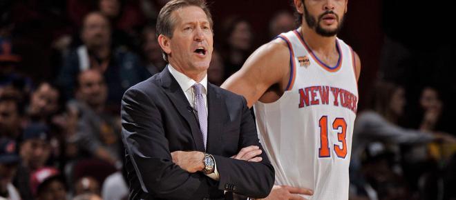¡Altercado en los Knicks entre Joakim Noah y el entrenador Jeff Hornacek!