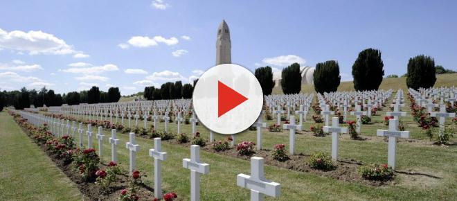Première guerre mondiale : un soldat enterré aujourd'hui à Verdun