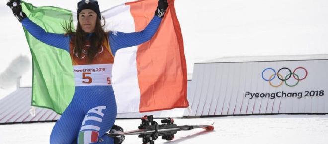 Sofia Goggia leggenda dello sci alpino: una 'pasticciona diventata samurai'