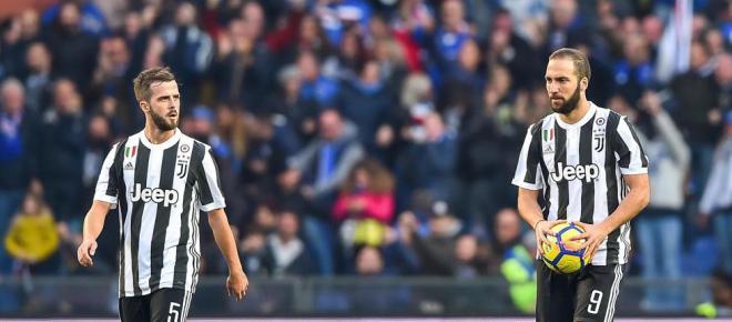 Serie A, Juventus-Atalanta: Allegri sin Higuaín y sin Bernardeschi