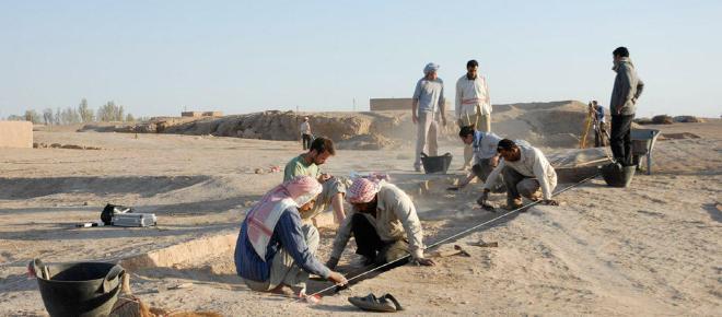 Archäologische Funde: Illegaler Handel aus Syrien