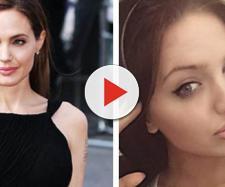 Angelina Jolie e Chelsea Marr (Foto: Getty Images//Reprodução)