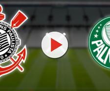 Corinthians x Palmeiras jogam no sábado