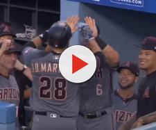 JD Martinez last year with Arizona - image - MLB / Youtube
