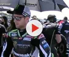 Jonathan Rea, pilota della Kawasaki
