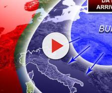 L'Italia sarà interessata da un'intensa ondata di gelo tra fine febbraio ed inizio marzo