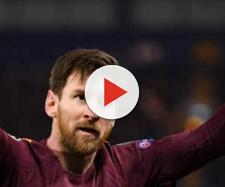 Messi ficou incomodado com o jogo do Barça em Londres