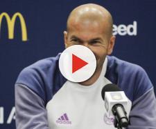 Zidane confiant pour le prochain match de Ligue des Champions !