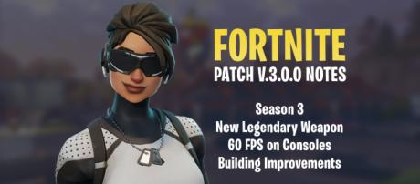 """Fortnite Battle Royale"": Patch 3.0.0 and season 3 are out! Image Credit: Own work"