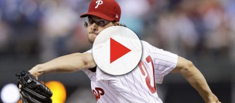 Aaron Nola is key for the Phillies this season. [Image via NBC Sports/YouTube]