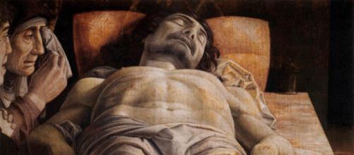 Andrea Mantegna, 'Cristo Muerto' (1475-1478)