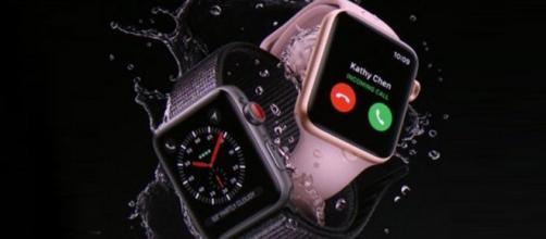 Apple es el proveedor de relojes mas grande del mundo.
