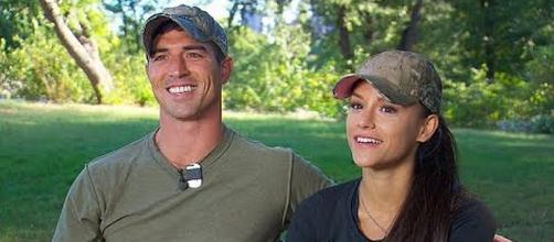 Cody Nickson and Jessica Graf get engaged after winning 'The Amazing Race' [Image: The Amazing Race/YouTube screenshot]