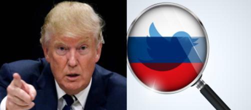 Donald Trump and Twitter, via Twitter
