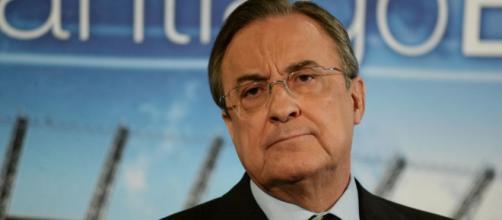 Florentino Pérez quiere la incorporacíon de un crack de talla mundial