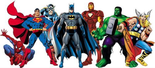 ¿Hay alguna razón por la cual los jóvenes de hoy estén tan apegados a los superhéroes?