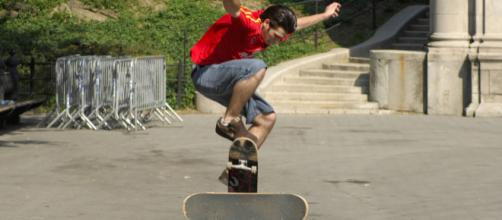 Skateboarding is making a comeback [Image via: Godot13 on Wikimedia Commons]