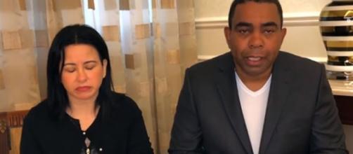 Líder da Igreja Universal em Angola confessa pecado em vídeo (Captura de imagem)