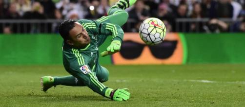 Liverpool está interesado en el portero del Real Madrid Keylor Navas
