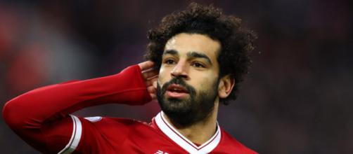 Liverpool : Salah complimenté par une légende du football !