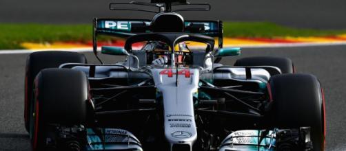 Mercedes to launch 2018 F1 car on same day as Ferrari - Formula 1 ... - eurosport.com