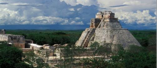 Monumentos mayas en peligro por lluvia acida