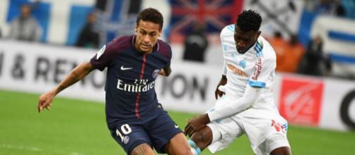 Neymar a encore une fois pesé pour le PSG, vainqueur solide de l'OM.