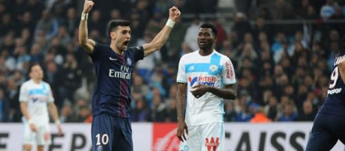 OM-PSG : Marseille humilié au Vélodrome - rtl.fr