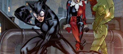 Poison Ivy es parte importante del comic número 41 de batman