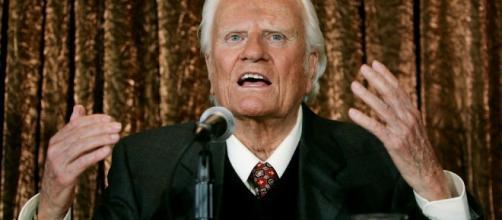 Unidos: a los 99 años muere Billy Graham, el popular pastor ... - clarin.com