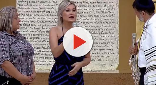 Andressa Urach dá declarações polêmicas sobre o sexo
