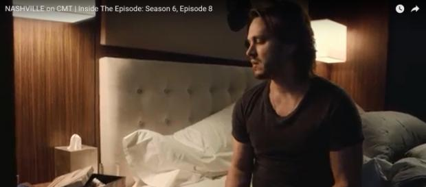 Avery puts away his wedding band on the 'Nashville' Season 6 mid-season finale. What else hangs in the balance? Image cap CMT/YouTube