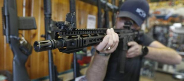 Control de armas o un problema de salud mental? Estados Unidos se ... - publimetro.cl
