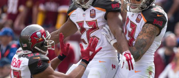 Doug Martin was released by the Buccaneers after two straight disappointing seasons. Image Source: Flickr | Keith Allison