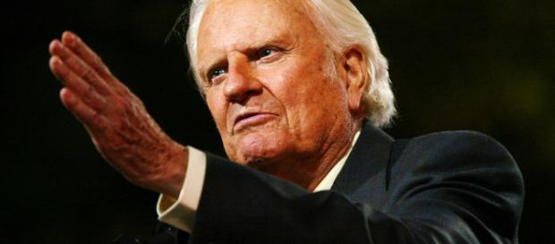 Einflussreicher US-Pastor Billy Graham gestorben - International ... - derstandard.de